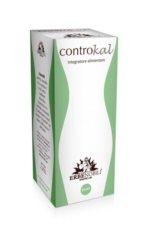 Spagyric Health Supplement Controkal, an Ebernobili supplement product.