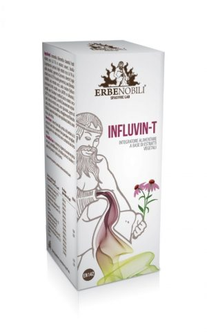 Spagyric Health Supplement Influvin-T, Ebernobili supplement product.