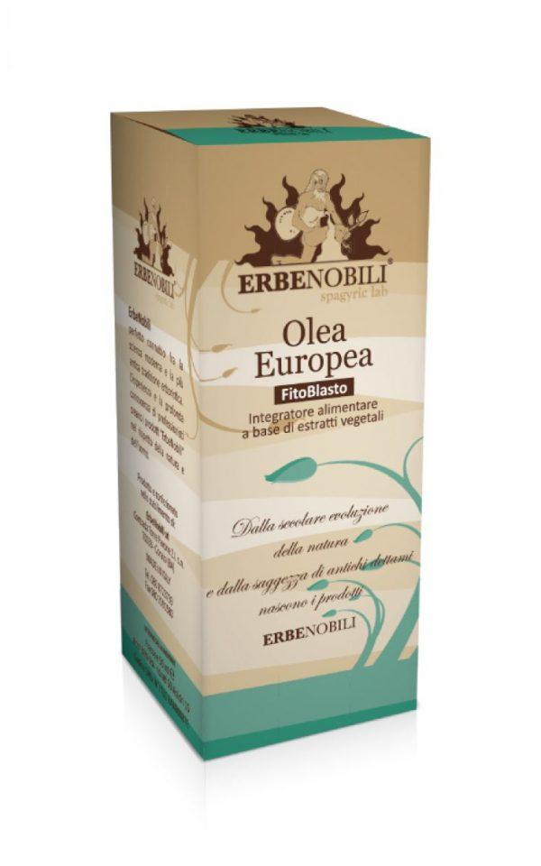 Spagyric Health Supplement Olea Europea, an Ebernobili supplement product.