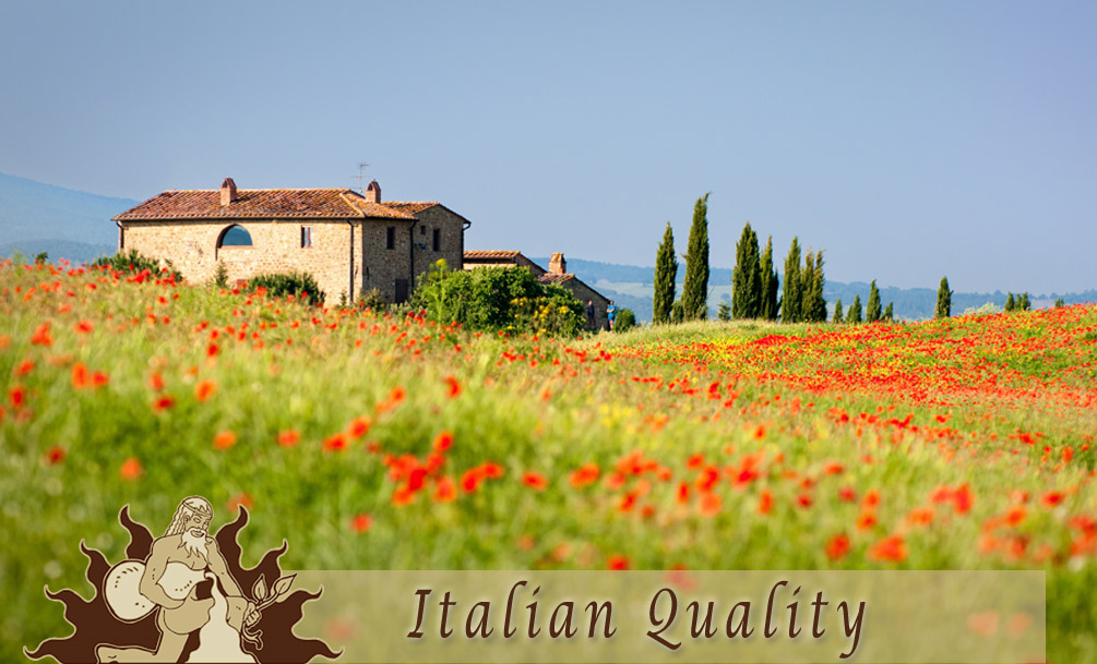 Spagyric Herbal Supplements from Italy