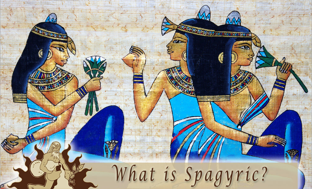 What is Spagyric? Spagyric Health Supplements from Italy